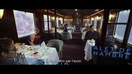Le Crime de l'Orient Express - Bande-Annonce [VOST]