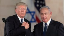 Trump Signs Waiver To Keep US Embassy In Tel Aviv
