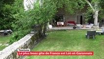 Le plus beau gite de France se trouve dans le Lot-et-Garonne - Gîte La grange de gazelle