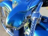 Custom Cycles LTD Custom Bagger Harley Davidson street glide road king 30 inch wheel