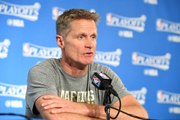 Warriors' coach Steve Kerr could return to the bench in the NBA Finals