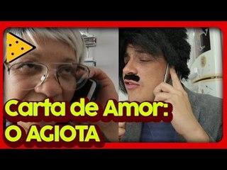 O AGIOTA | CARTA DE AMOR DO RAFA CORTEZ