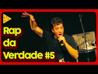 AULA DE HIP-HOP SQN | RAP DA VERDADE #5