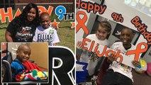 3rd Graders Throw 9-Year-Old Boy Battling Leukemia Surprise Birthday Party
