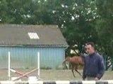 mon cheval JTM