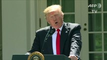 Trump anuncia retirada dos EUA do Acordo do Clima