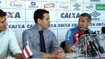 Apresentado, Jorginho se diz muito feliz com proposta do Bahia e revela: 'Escolha certa'