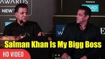 Salman Khan Is My Bigg Boss | Colors CEO Raj Nayak | Salman Khan Is Colors Bigg Boss