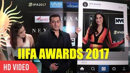 Salman khan, Katrina kaif And Alia Bhatt Full interview   IIfa Awards 2017 Press Conference