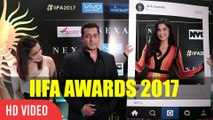 Salman khan, Katrina kaif And Alia Bhatt Full interview | IIfa Awards 2017 Press Conference