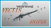 warframe sniping quickscoping gameplay with the vectis sniper rifle