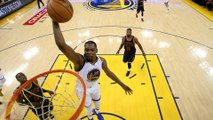 Kevin Durant EMBARRASSES LeBron James, Kyrie Irving Hits Crazy 3 in Game 1 of the NBA Finals