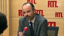 """Édouard Philippe : """"Un ministre mis en examen, ça démissionne"""""""