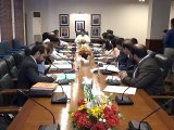 Sindh Chief Minister Syed Murad Ali Shah presides over a meeting on Provincial Finance Commission (PFC) at CMHouse Sindh