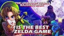 UnPopular Opinion: Majora's Mask is the Best Zelda Game