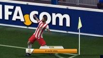 Almería vs Real Betis - Copa del Rey - Simulación FIFA EA
