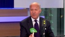 """Climat : """"La France doit garder le leadership qu'elle a commencé à prendre"""", juge Laurent Fabius"""