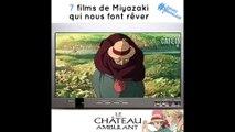 #JeudiNostalgie - Les films de Miyazaki