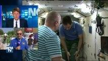 Quelles sensations va ressentir Thomas Pesquet lors de son atterrissage sur Terre? Cet ancien astronaute raconte