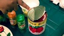 Recette d'une délicieuse sauce tomate épicée