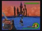 Sephiroth Battle Kingdom Hearts 2