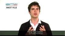 Législatives 2017. Pierre-Yves Cadalen : 2e circonscription du Finistère (Brest)