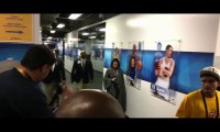 【NBA】Warriors (1-0) postgame tunnel walk: Steph Curry, Ayesha, Durant, Draymond, Klay G1 NBA Finals Cavs