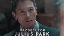 Innocent Defendant: Prosecutor Julius Park