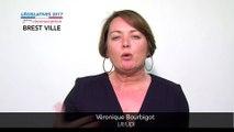 Législatives 2017. Véronique Bourbigot : 2e circonscription du Finistère (Brest)