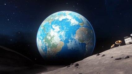 Nouvelle carte - Colonie lunaire Horizon de Overwatch
