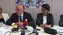 """Bernard Cazeneuve : """"La candidature de Najat est celle qui a du sens pour les villeurbannais.es"""""""