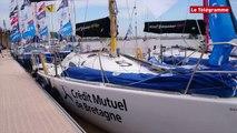 Solitaire Urgo - Le Figaro. Nicolas Lunven : une première étape complexe
