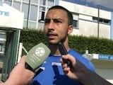 U19 / Avant Bordeaux - HAC en finale du championnat de France, ITV de Himad Abdelli