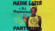 Major Lazer & DJ Maphorisa - Particula (feat. Nasty C, Ice Prince & Jidenna) (Official Audio)