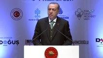 """Cumhurbaşkanı Erdoğan: """" Müslümanlar Olarak Maruz Kaldığımız Tüm Sıkıntılar O'na ve Tebliğcisi..."""