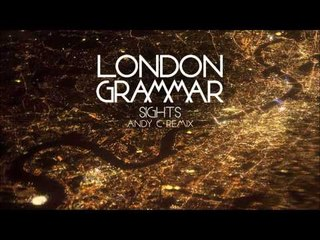 London Grammar - Sights [Andy C remix]