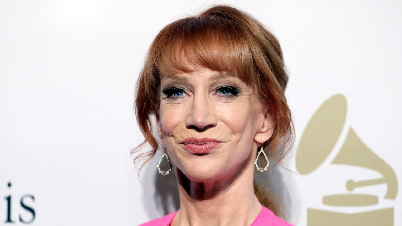 Kathy Griffin to Hold News Conference Over Trump Controversy