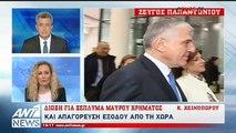 Αποκάλυψη στον ΑΝΤ1 από τον Νίκο Χατζηνικολάου: Στην Ελλάδα από χθες ο Γιάννος Παπαντωνίου