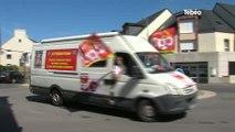 Emploi : Le Rallye des bradés du syndicat CGT en Bretagne