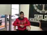 Leo Santa Cruz Talks Next Fight And Abner Mares Starts Camp Monday - esnews boxing