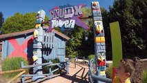 VLOG - Sensations Fortes Pour Néo à WALIBI - Attractions EqWalizer & Skunx Tower - 1_2