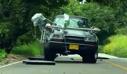 Así se grabó el accidente de Kaleth Morales