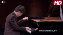 #Cliburn2017 QUARTERFINAL ROUND -Han Chen (Taiwan) - Shostakovich: Prelude and Fugue No. 15