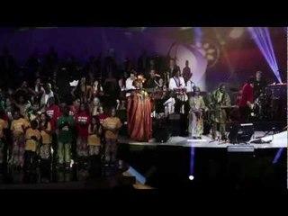 Amadou & Mariam -- Victoires de la Musique (Behind The Scenes)