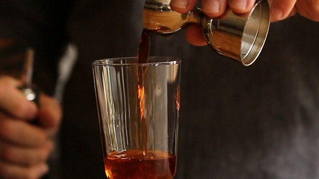 Rich Coffee Cocktail Recipe - Liquor.com