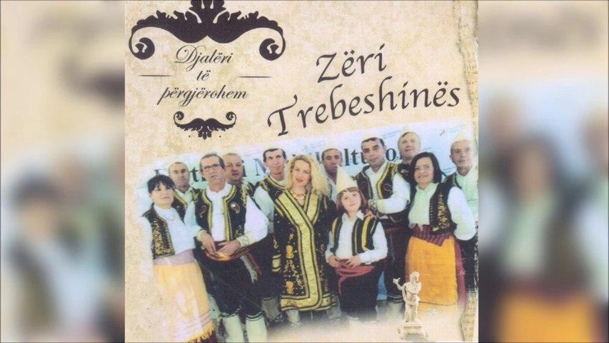 Zeri i Trebeshines - Nga ferra del trendafili (Official Song)