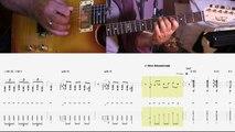 SO WHAT (Miles Davis) –solo guitar electric version avec POG2-