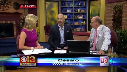 CBS Baltimore Interview