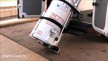 Steprider Stair Climbing Hand Truck - video dailymotion