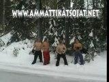 Vammala 2007 rallye crash finlande